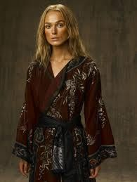 another pinner said:   elizabeth swann pirate costume