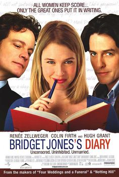 "Favorite Quote: ""Bridget Jones, wanton sex goddess, with a very bad man between her thighs... Mum... Hi."" #Romance #Movies"