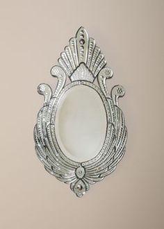 Mirror mirror... who loves Venetian glass?