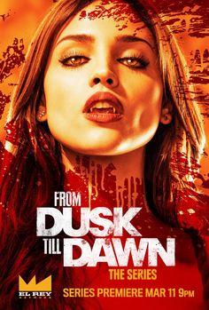 Robert Rodriguez From Dusk Till Dawn TV Series Poster
