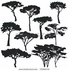 african family tree tattoos african tree cartoon dope rh pinterest com african tree tattoo meaning african tree of life tattoo