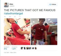 Alex from Target #AlexfromTarget
