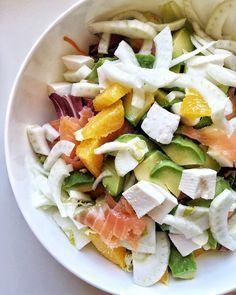 Vegetarian Finger Food, Vegetarian Recipes, Cooking Recipes, Healthy Recipes, Healthy Foods, Cold Dishes, Diet Plan Menu, Eat Smart, Calories