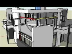 The Rietveld Schröder House - YouTube