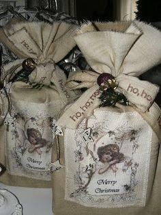Shabby Chic Inspired: christmas