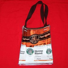 Go Green Purse or Lunch Bag made with by GreenDesignsByLisa, $20.00