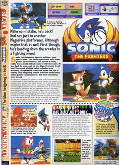 Sonic Article