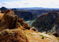 Orange River - Augrabies Falls National Park, Northern Cape