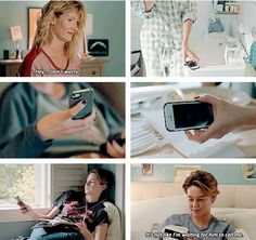 The Fault in Our Stars - Mrs. Lancaster, Hazel and Augustus