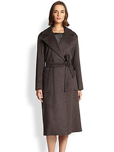 Weekend Max Mara Street Belted Coat
