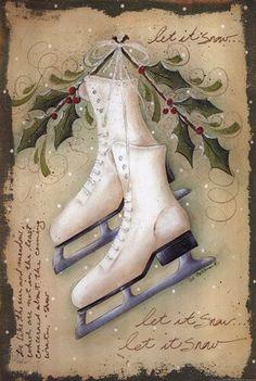 Vintage Ice Skates                                                                                                                                                                                 More
