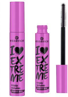 Essence I <3 Extreme Crazy Volume Mascara