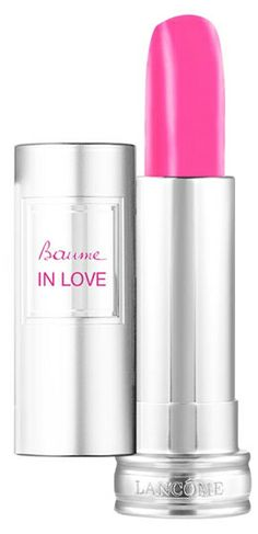 So summery! Lancome 'Baume in Love' Sheer Tinted Lipbalm Urban Ballet.