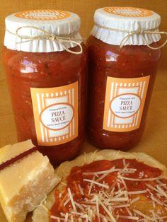 Homemade Pizza Sauce - Evermine Blog