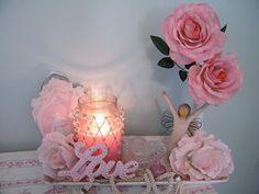 Shabby Chic Craft Room Inspiration (LOVE!)