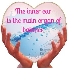 By listening to your inner and outer world real balance can be achieved