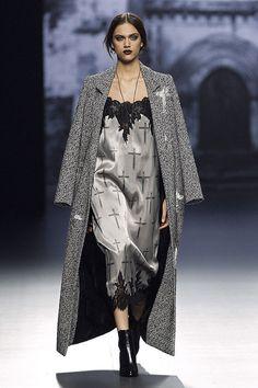 Juana Martín Fashion Week Madrid Otoño invierno 2016-2017