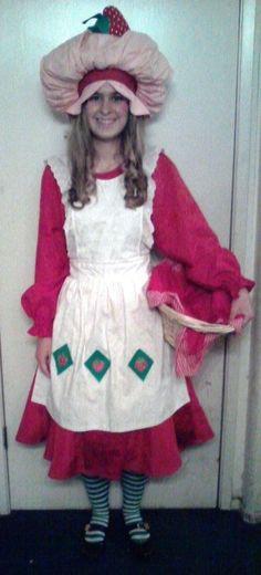 strawberry shortcake 80s halloween costumes80s - California Raisin Halloween Costume