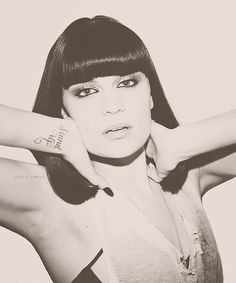 JESSIE J is an artist. I learned so much from watching her LIVE. She bares her soul on stage. Powerful.