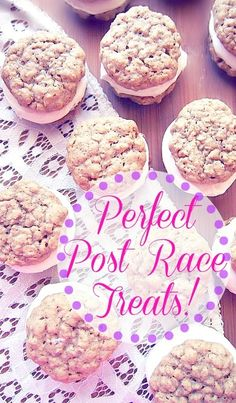 Protein Packed Oatmeal Cream Pies! Make Dessert Count! – Simply Taralynn