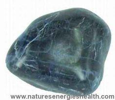 Sodalite Tumbled Gemstone
