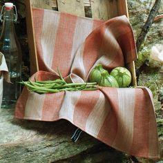 Küchentuch Fresko in Reinleinen Linen Bedding, Burlap, Towel, Reusable Tote Bags, Blanket, Frankfurt, Kitchen, Dreams, Homes