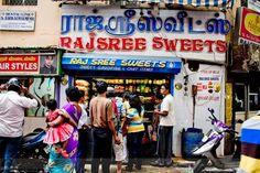 #Sweets shop @ Mint Street #Chennai #Street #Food #India #ekPlate #ekplatesweets