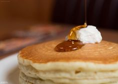 Look in the syrup