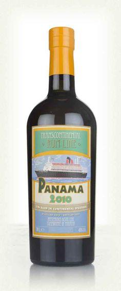 Panama 2010 - Transcontinental Rum Line (La Maison du Whisky)
