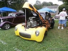 Wheels of Time Jamboree | Hotrod Hotline