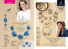 It's all in the details. Our exclusive signature collection. A brilliant way to complete your look. all on sale only in campaign 6 shop online at www.youravon.com/my1724 get free shipping and 20% off use code: thankyou20 #avon #sales #campaign6 #jewelry