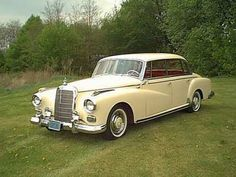classic mercedes cars for sale - Google Search