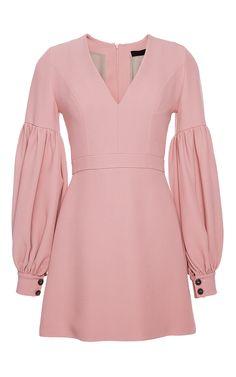 Ellena Blouson Dress by ALEXIS for Preorder on Moda Operandi