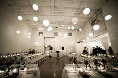 A 2HM Production - Labor Day Black Tie BBQ Wedding at Prairie Productions in Chicago