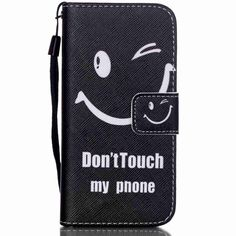 Dulcii capa coque funda for iPhone 5 c Leather Bag Cover Pattern Printing Wallet Leather Flip Case for iPhone 5c - Smiling Face , https://myalphastore.com/products/dulcii-capa-coque-funda-for-iphone-5-c-leather-bag-cover-pattern-printing-wallet-leather-flip-case-for-iphone-5c-smiling-face/,