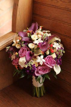 <3 wedding bouquet