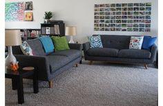 Comfortable living space-Home and Garden Design Ideas
