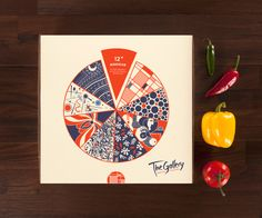 STUDENT WORK : A student at NSCADU, Katie Maasik, created this concept for foodies and art lovers.