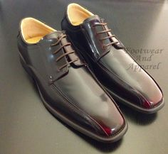 e15c23a662b2da LA MILANO Men s Leather Bicycle Seam Oxford Dress Shoes Style A1053  Burgundy  Leather  Oxfords