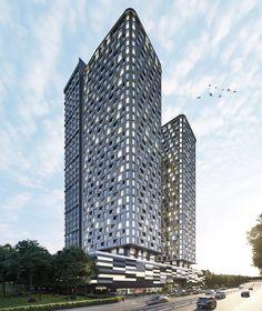 Жилой комплекс Azure tower
