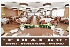 Hotel fidalgo Calamocha. Table Settings, Table Decorations, Home Decor, Events, Weddings, Restaurants, Decoration Home, Room Decor, Place Settings