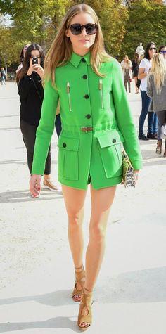 A Olivia Palermo Lookbook