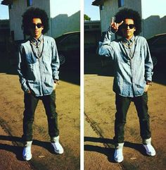 Princeton from mindless behavior ( my 2nd fav)