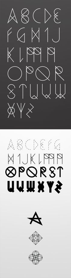 runic typography - Google Search