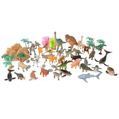 "Animal Planet Animal World Mega Bag Playset - Toys R Us - Toys ""R"" Us"