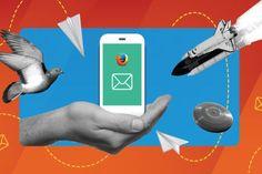 Firefox pour iOS avec le choix de l'application de messagerie (Génération-NT)