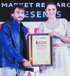 #won #India #lifestyle #awards #2016 #for #best #tattooartist in #Gujarat #hirenkoyani #nehadhupiya #newspaper #media #celebration #actores #actress #google #hirenkoyanitattooartist #surat