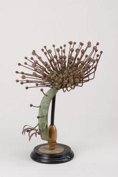 Drosera rotundifolia L. papier-mâché model (1753).