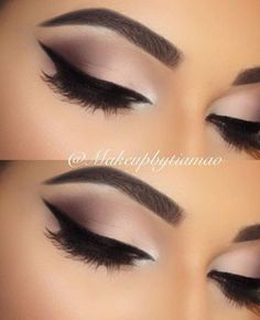 The hottest eye makeup looks - makeup trends - . - The hottest eye makeup looks – makeup trends – heißesten # - Prom Eye Makeup, Skin Makeup, Bridal Makeup, Makeup Brushes, Homecoming Makeup, Eyeshadow Makeup, Graduation Makeup, Eyeshadows, Wedding Eye Makeup