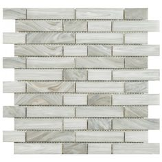 Our selection of stone, glass and premium mosaics are intricately designed and beautifully crafted. Happy Room, Glass Mosaic Tiles, Iridescent, Ice, Kitchen Ideas, Crafts, Design, House, Manualidades